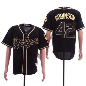 Jackie Robinson Los Angeles Dodgers Jersey